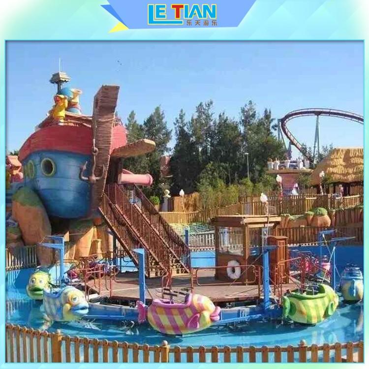 LETIAN New roller coaster play online factory mall-1