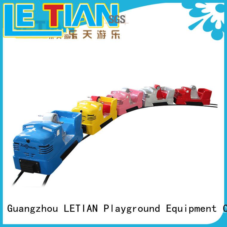LETIAN amusement park train for kids mall