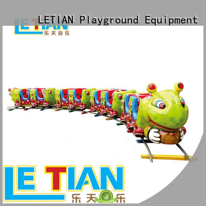 electric amusement train lt7078c factory children's palace