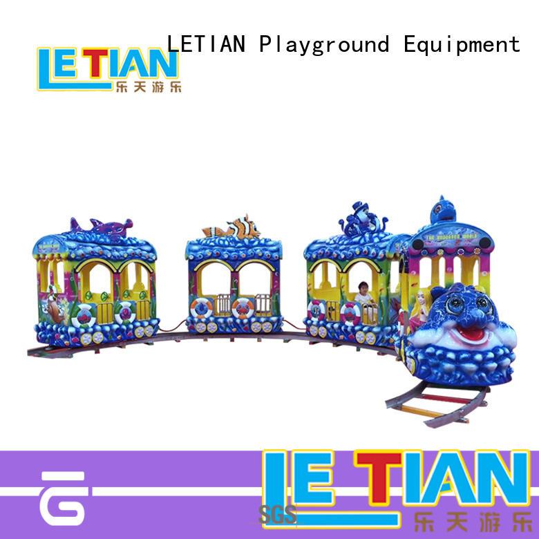 orbit amusement train rides lt7077a for kids mall