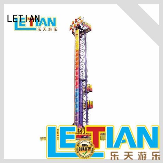 LETIAN safe park ride controller playground