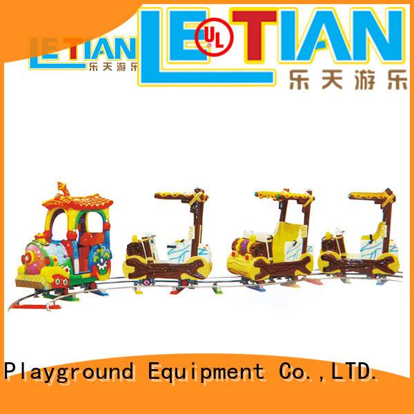 LETIAN handcar thomas the train amusement park mall