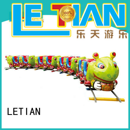 LETIAN carnival theme park equipment manufacturer children's palace