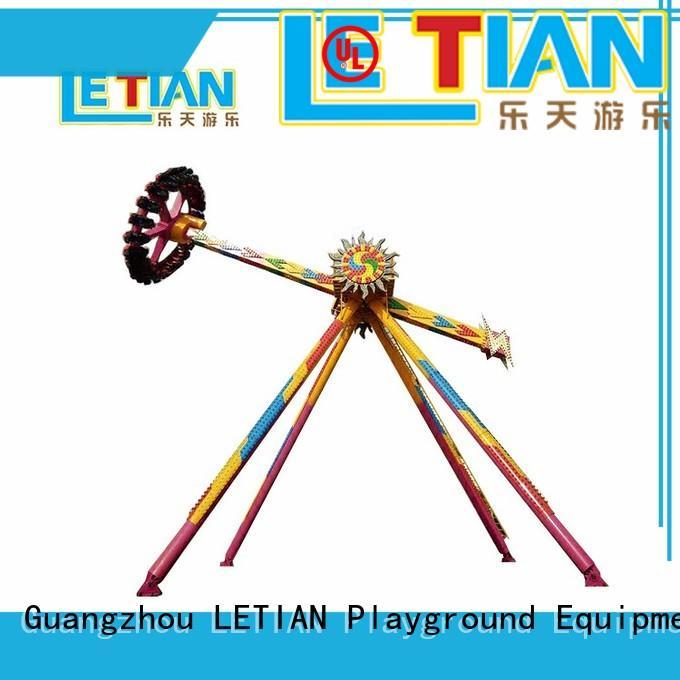 big pendulum ride 23 life squares LETIAN