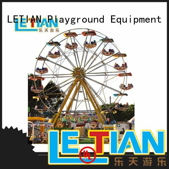large ferris wheel for kids attractive relaxing theme park