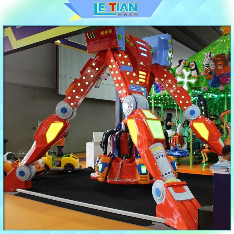 LETIAN space extreme theme park facility theme park-1