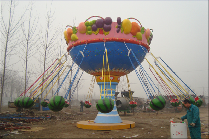 LETIAN specialized carnival swings customized zoo-2