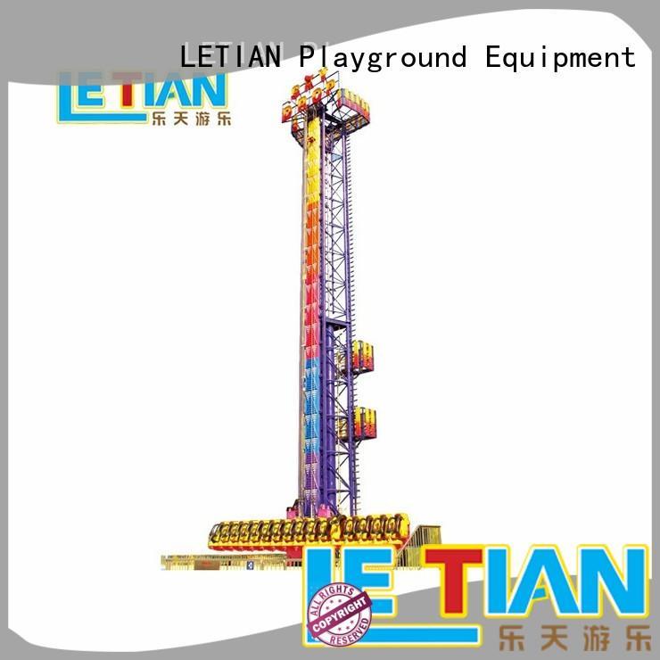 thrill park lt7019a amusement park LETIAN
