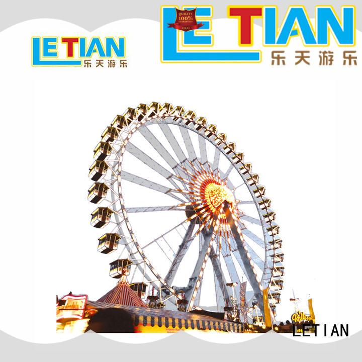 LETIAN ride best ferris wheels for adults amusement park