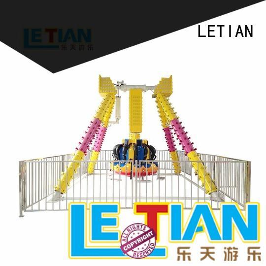 LETIAN lt7015a fun park rides children's palace