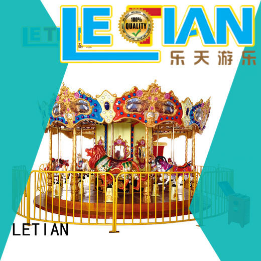 Latest small carousel for sale centers design carnival
