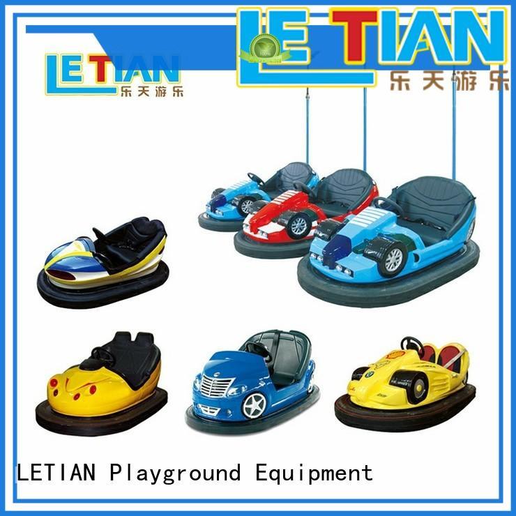 LETIAN lt7070 adult bumper cars for business amusement park