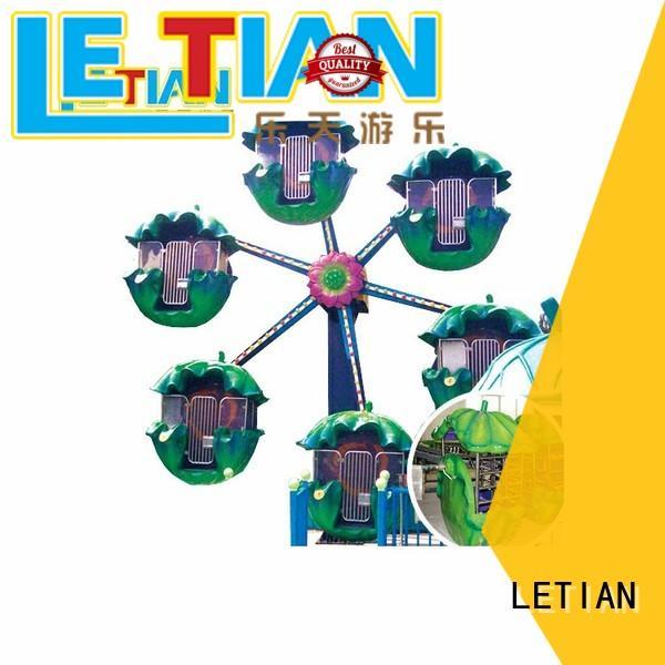 LETIAN reinforced fair ferris wheel theme park