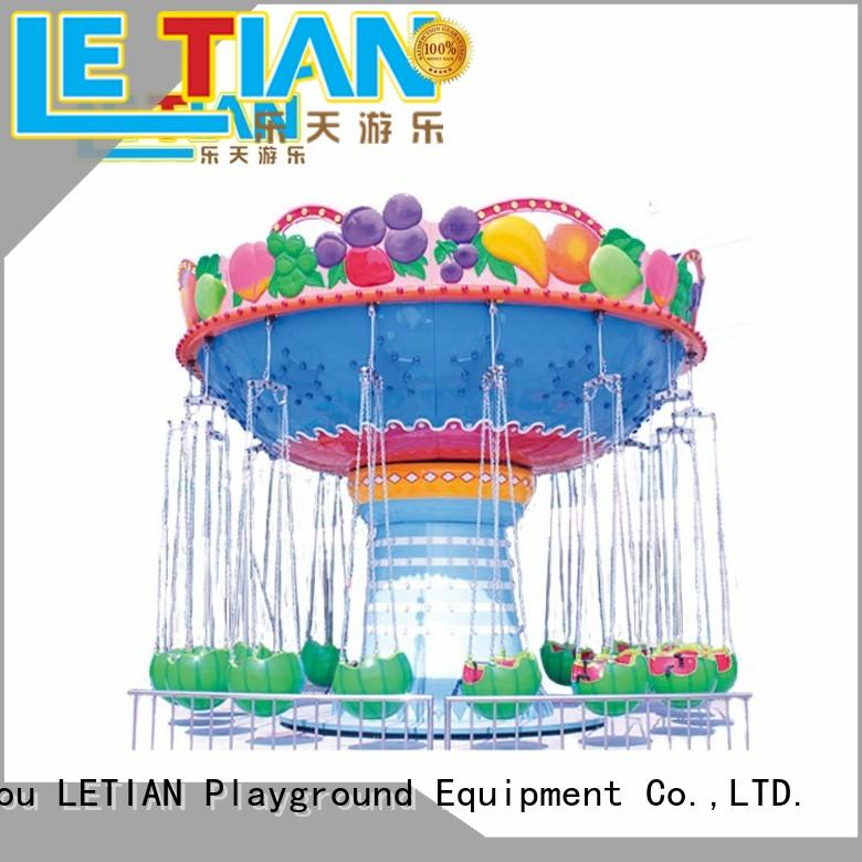LETIAN Top carnival swing ride manufacturers zoo