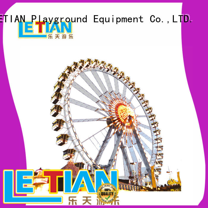 large ferris wheel for kids made factory playground