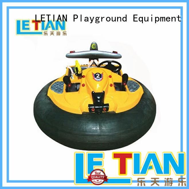 LETIAN kids bumper car Supply amusement park