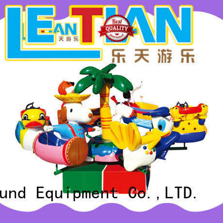 LETIAN Self-control carnival rides factory