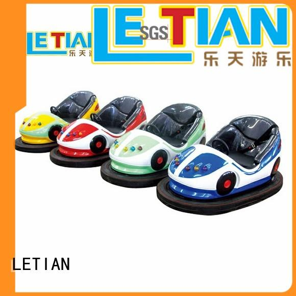Without antenna bumper car kids entertainment equipment for sale