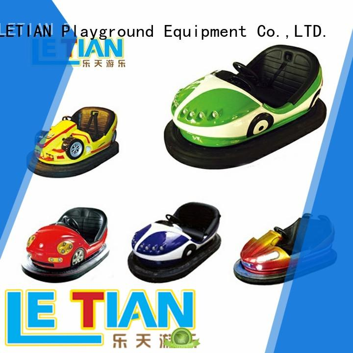 LETIAN drifting bumper car ride manufacturers zoo