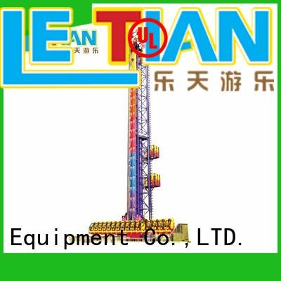 LETIAN lt7018 sky drop for business playground