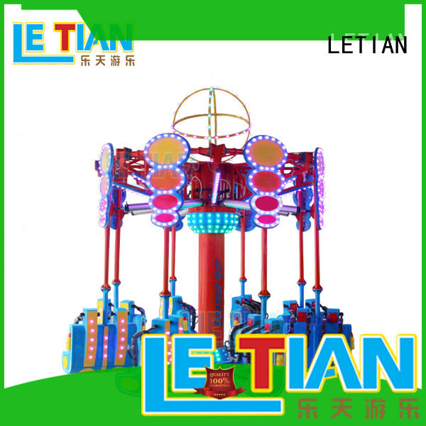 LETIAN sale common carnival rides for child park
