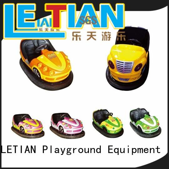 LETIAN drifting kids bumper cars for kids amusement park