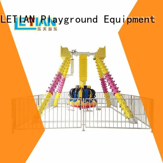 LETIAN seats fun park rides Supply mall