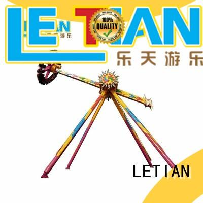 LETIAN huge fun park rides for sale park playground