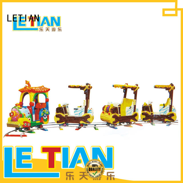 LETIAN Top thomas the train amusement park China mall