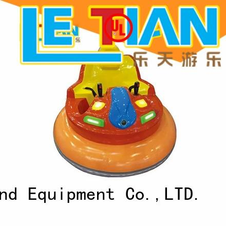 LETIAN operated kids bumper cars for kids park