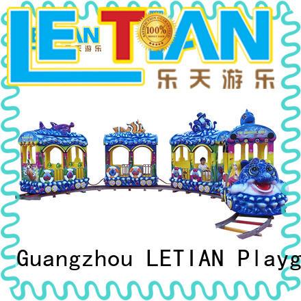 LETIAN lt7078c carnival train ride China life squares