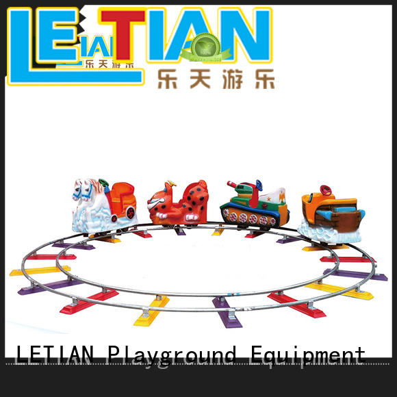 LETIAN electric Kids Train for sale mall