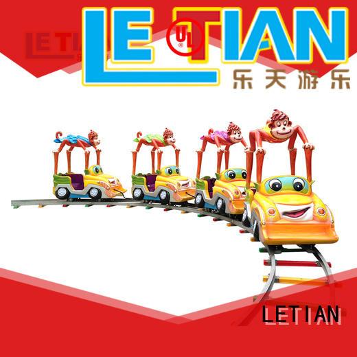 LETIAN orbit thomas the train theme park Suppliers children's palace