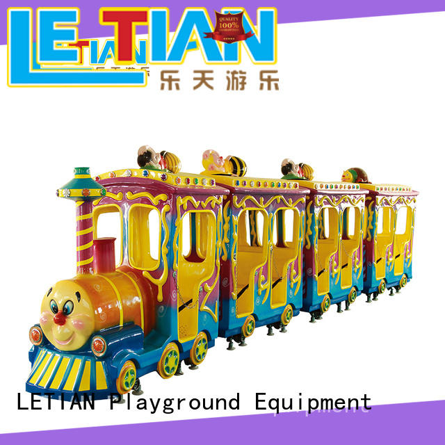 LETIAN park train theme park park playground