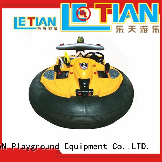 LETIAN drifting bumper cars ride factory zoo