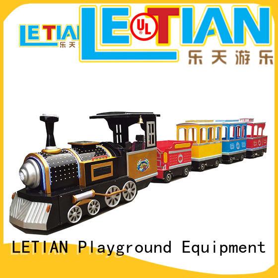 LETIAN lt7078c amusement train rides for sale life squares
