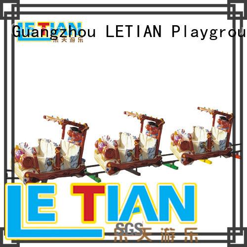 LETIAN candy train amusement park factory park playground