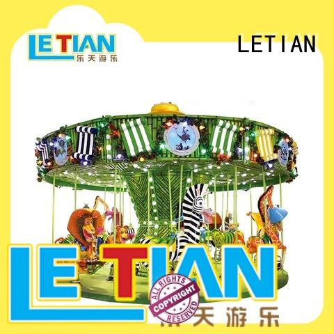 LETIAN a children's carousel Suppliers carnival
