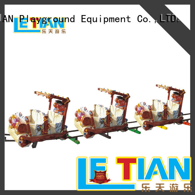 LETIAN orbit trackless train ride for sale children's palace