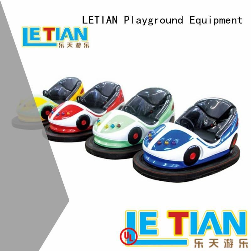 LETIAN ride bumper car games for sale amusement park