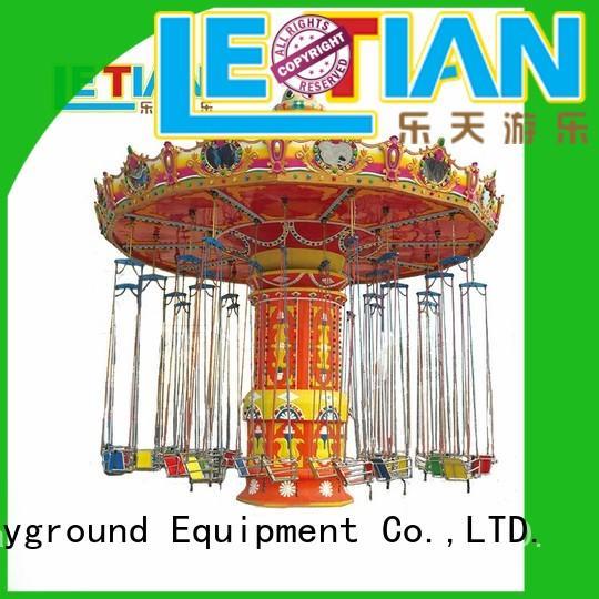 LETIAN seats carnival swings manufacturer amusement park
