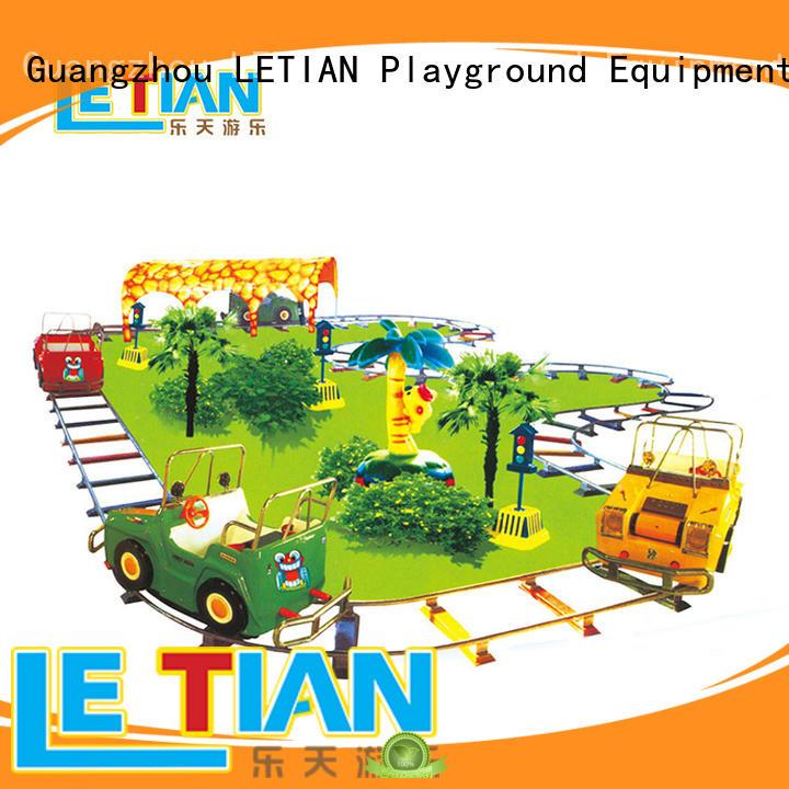 LETIAN orbit park train company park playground