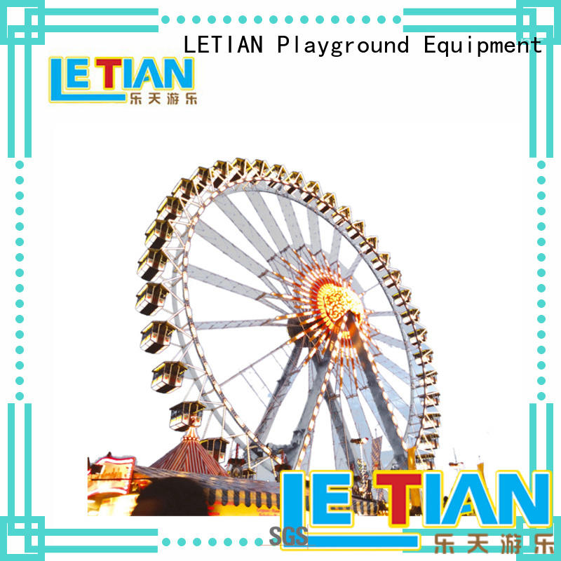 LETIAN frp best ferris wheels wholesale theme park