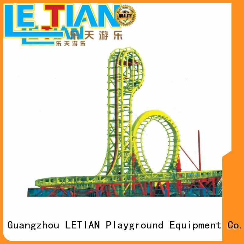 the roller coaster lt7011a theme park LETIAN