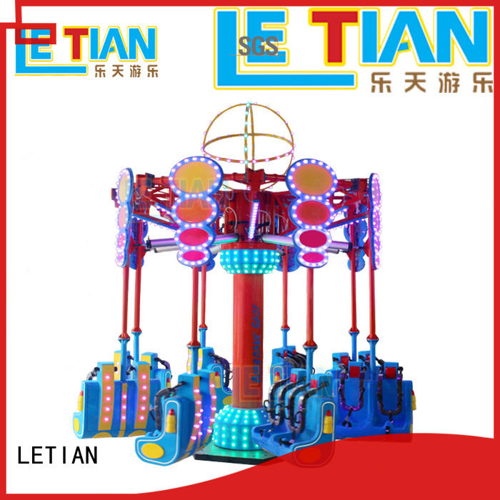 LETIAN disco rides for sale life squares