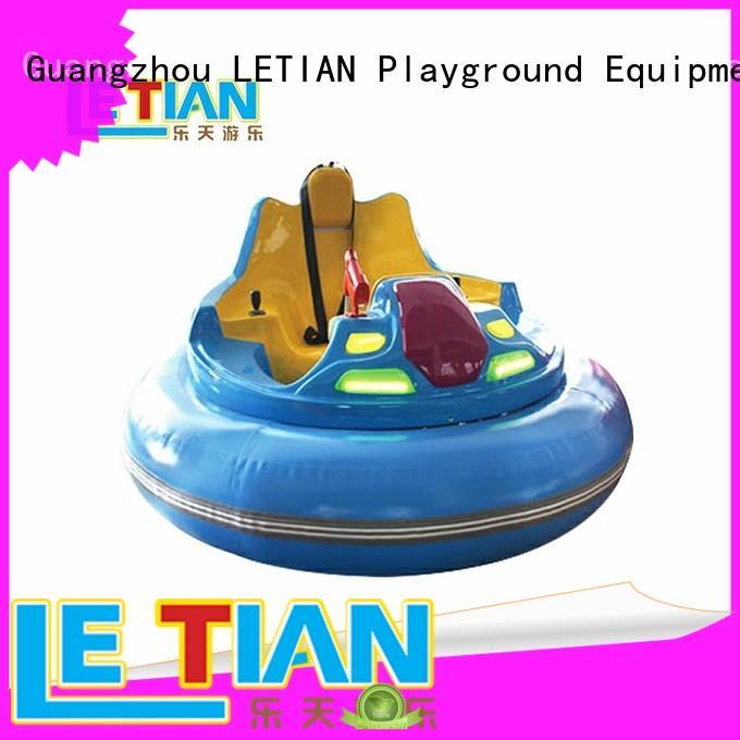 LETIAN lt7073c adult bumper cars for kids amusement park