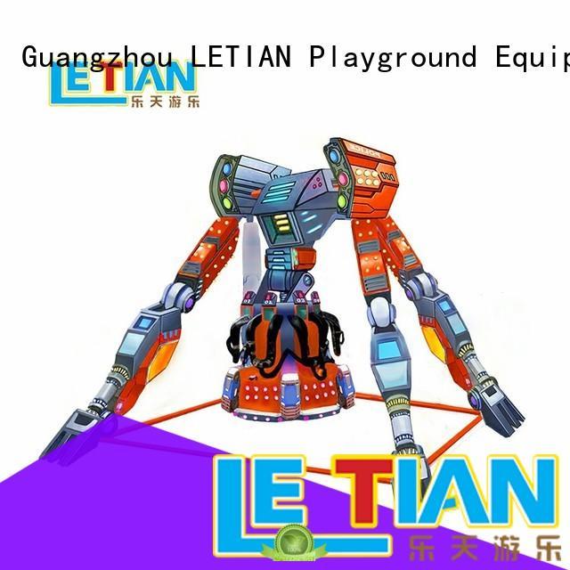 LETIAN ride extreme theme park facility amusement park