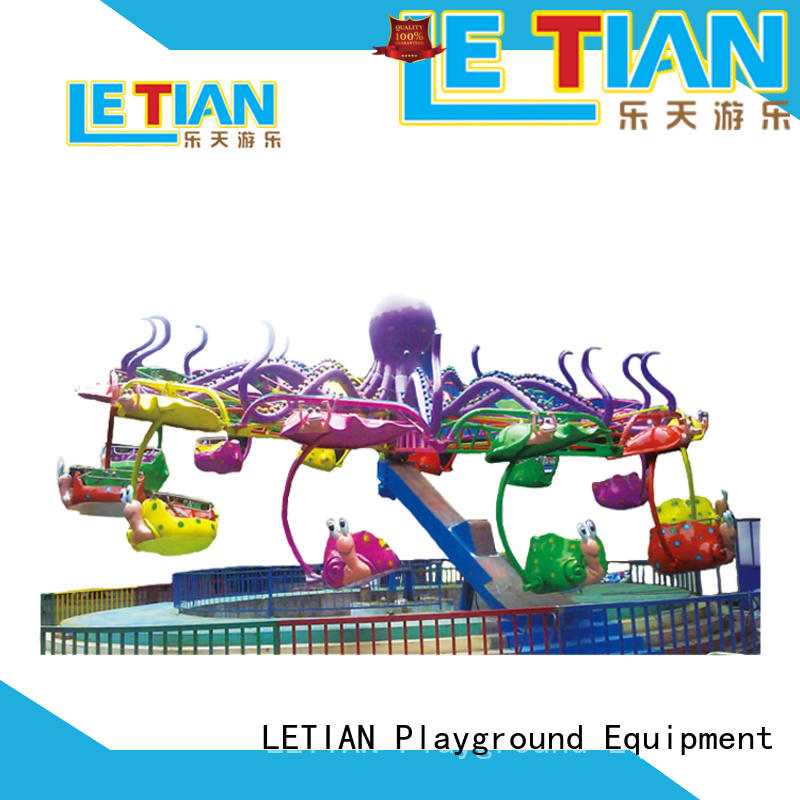 Custom fairground rides for sale outdoor for business park
