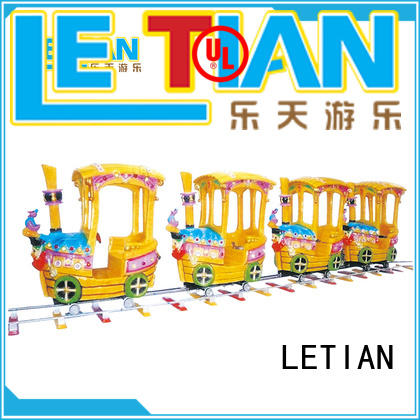 LETIAN lt7086a trackless train China mall