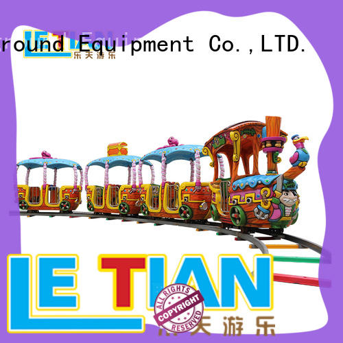 LETIAN lt7079a small trains for parks park playground